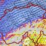 Sturmtief Petra fegt über die Schweiz