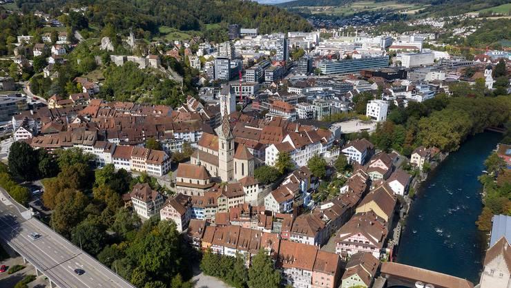 Die Stadt Baden strebt die Gesamtrevision der Nutzungsplanung an. Dafür müsse die Bevölkerung informiert werden – von einem externen Büro.