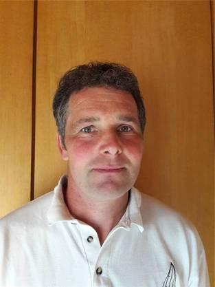 Hans Jörg Treier zieht neu in den Gemeinderat von Wölflinswil ein.