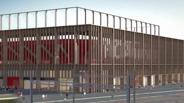 Der Beschwerdeführer zieht seinen Einspruch den gegen das neue Fussballstadion an das kantonale Verwaltungsgericht weiter – das Zittern um den Stadion-Neubau geht in nächste Runde. «Tele M1»-Bericht vom 25.2.15.