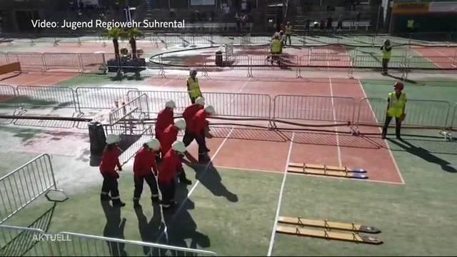 Regiowehr Suhretal ist zum 5. Mal Schweizermeister