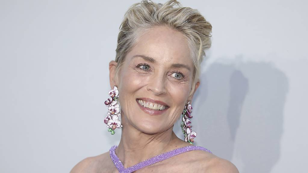 Kommt für eine Ehrung im September nach Zürich: die US-Schauspielerin Sharon Stone. (Archivbild)