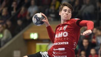 HSC-Talent Manuel Zehnder ist der «Newcomer U21» des Jahres.