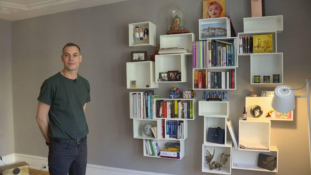 Florian (40) zeigt «sis Dihei»
