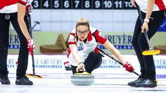Alina Pätz spielte mit ihren Teamkolleginnen an der Europameisterschaft zwar stark auf, musste sich aber mit Silber begnügen.