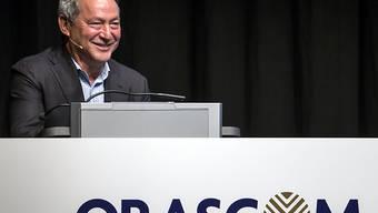 Beim Immobilienentwickler und Hotelbetreiber Orascom DH  des ägyptischen Investors Samih Sawiris ist das Geschäft mit den Reisebeschränkungen und den Hotelschliessungen zum Stillstand gekommen. (Archivbild)