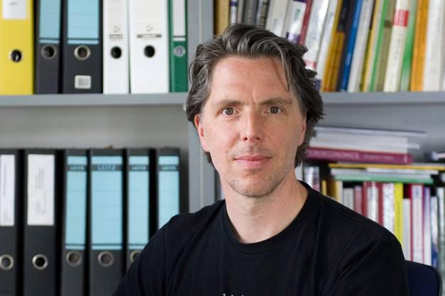 Martin Kolmar, Professor und Direktor des Instituts für Wirtschaftsethik an der Universität St. Gallen unterzeichnete den offenen Brief. (Archivbild)