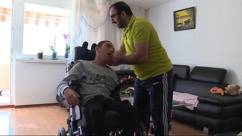 Defekter Lift in Trimbach SO: Rollstuhlfahrer kann die Wohnung nicht verlassen