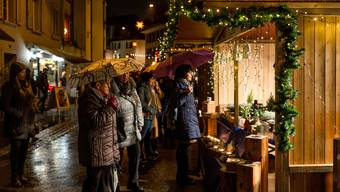 Die Limmattaler Weihnachtsmärkte sind etwas für Gross und Klein. (Themenbild)