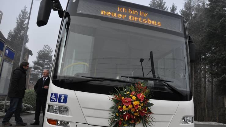 Am 25. September entscheidet sich, ob die Ortsbus-Verlängerung von Uitikon nach Schlieren angenommen wird.