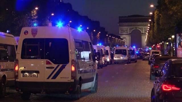 Paris: Terroralarm kurz vor Präsidentschaftswahl