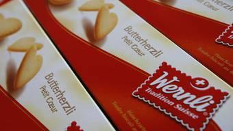 Werben mit der Schweiz: Für Wernli könnte das bald schwierig werden.