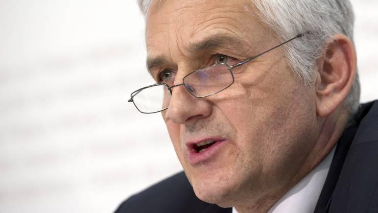 Der Gelterkinder Anwalt Caspar Baader kandidiert bei den nationalen Wahlen vom 23. Oktober neben dem Ständerat auch wieder für den Nationalrat.