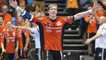 Christoffer Brännberger war Kadettens bester Torschütze
