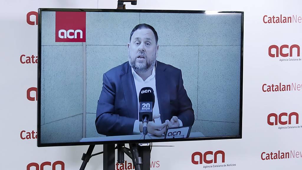 Separatistenführer wegen Aufruhrs schuldig gesprochen