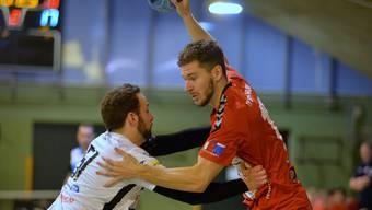 Der TV Solothurn empfängt den Tabellenzweiten BSV Stans zum Spitzenkampf.