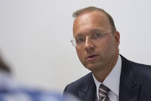 Der verfahrensleitende Staatsanwalt Adrian Kaegi