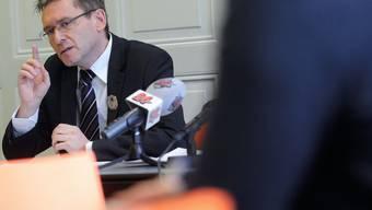 «Wir wollten eine schnelle Abstimmung»: CVP-Finanzspezialist Pirmin Bischof.