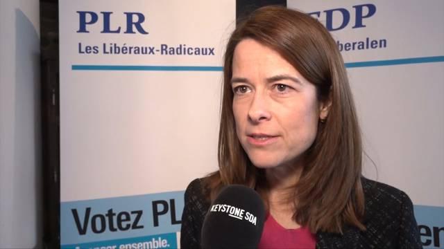 FDP sagt «Ja» zum EU-Rahmenabkommen