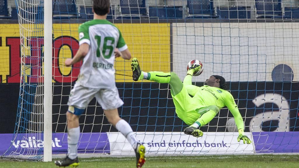 Der FCSG verspielt frühe Führung und verliert in Luzern mit 2:4