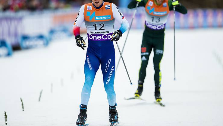 Einstweilen kein Zieleinlauf in Lillehammer