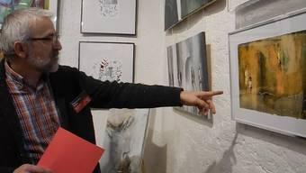 Die Werke dieser Künstlerin sind am Kunstsupermarkt besonders beliebt.