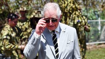 Aus der Politik wird sich der britische Thronfolger Prinz Charles fein raushalten, sobald er König ist.