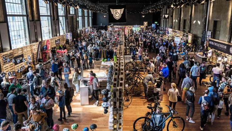 Das Urban Bike Festival zog 2019 knapp 25'000 Besucherinnen und Besucher an. (Archivbild)