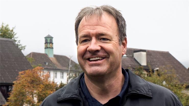 Marcel Amsler aus Rombach-Küttigen.
