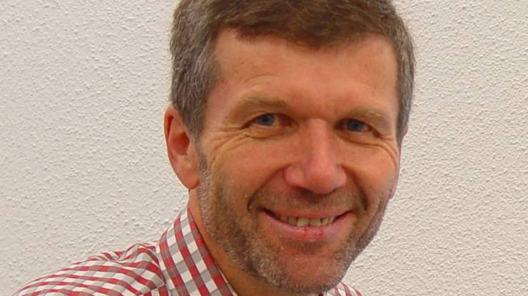 Emile Stricker, ehemaliger und langjähriger Präsident des Oltner 2-Stunden-Laufes