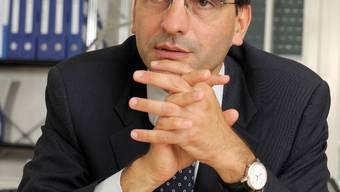 Seco-Direktor Aymo Brunetti. A. Spichale