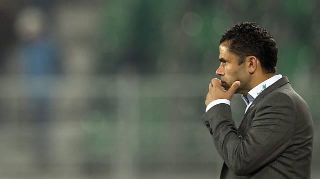 Zwischen 2008 und 2011 trainiert Uli Forte den FC St. Gallen.