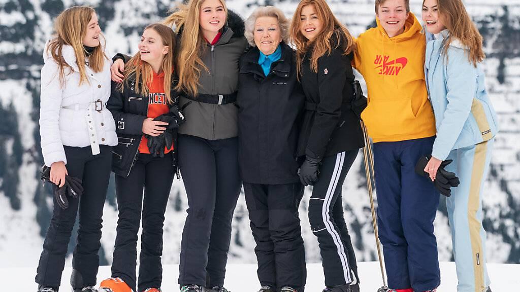 Internet-Star der Oranjes: «Gräfinfluencer» Eloise