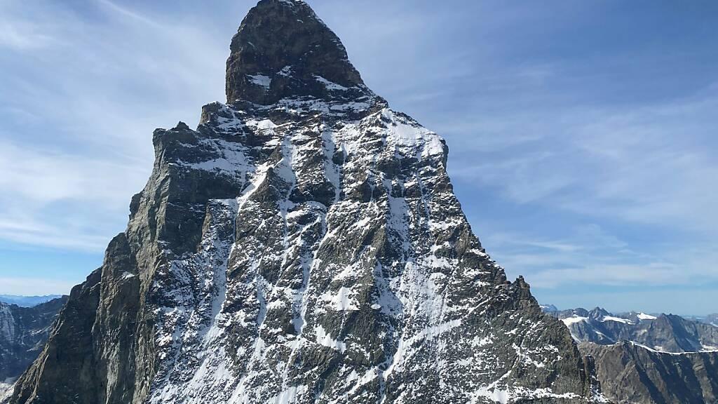 Polnischer Alpinist stürzt am Matterhorn in den Tod