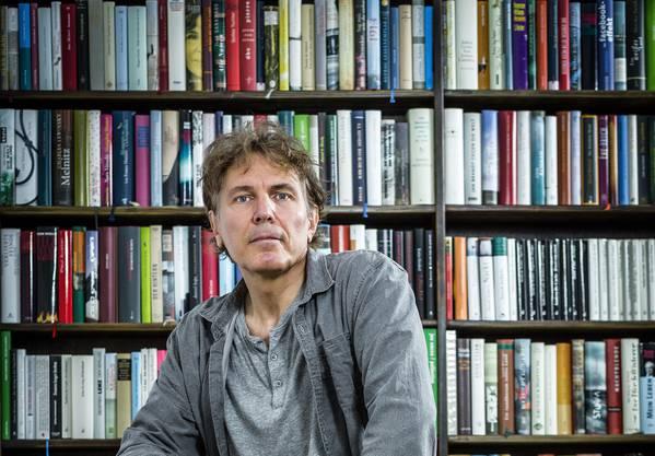 Autor Rolf Lappert,