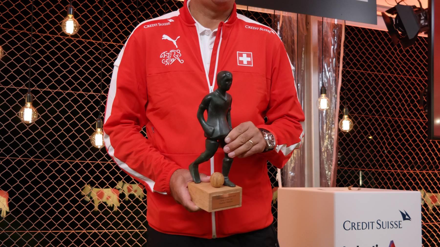 Fussball: WM ohne Admir Mehmedi