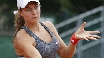 Mit einem weiteren ITF-Turniersieg in ihrem Palmarès reist Stefanie Vögele nach Gstaad