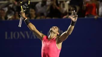Rafael Nadal half dem Roten Kreuz, Millionen zu sammeln
