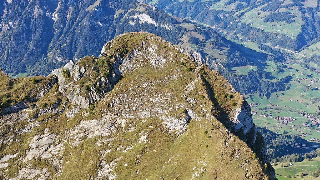 Der tödliche Unfall passierte beim Abstieg vom Gehrihorn im Kiental im Berner Oberland.