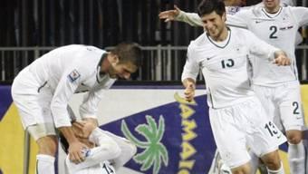 Slowenien fährt zur WM