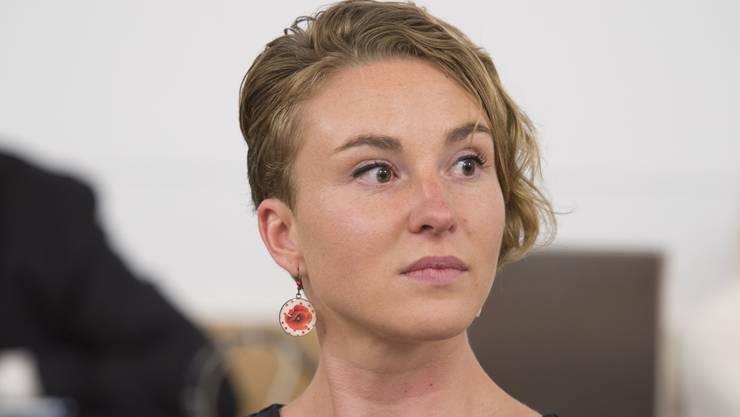 Irène Kälin profitierte vom Rücktritt von Jonas Fricker aus dem Nationalrat.