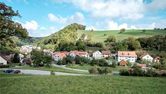 Densbüren ist die kleinste Gemeinde im Zukunftsraum Aarau und hat finanziell am meisten Mühe.