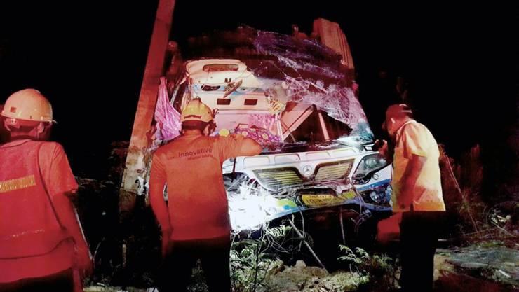 Thailand ist ein besonders gefährliches Pflaster für Verkehrsteilnehmer. (Archivbild)
