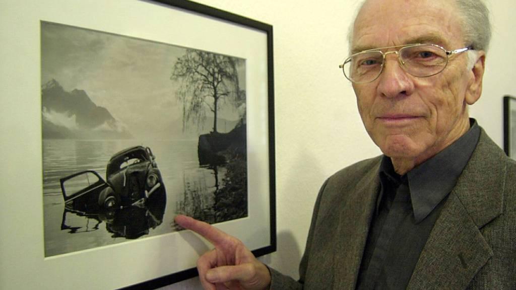 Unfall-Fotograf Arnold Odermatt ist im Alter von 96 gestorben