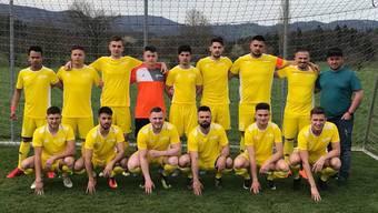 Dieses Dress der 2. Mannschaft des FC Trimbach wurde gestohlen.