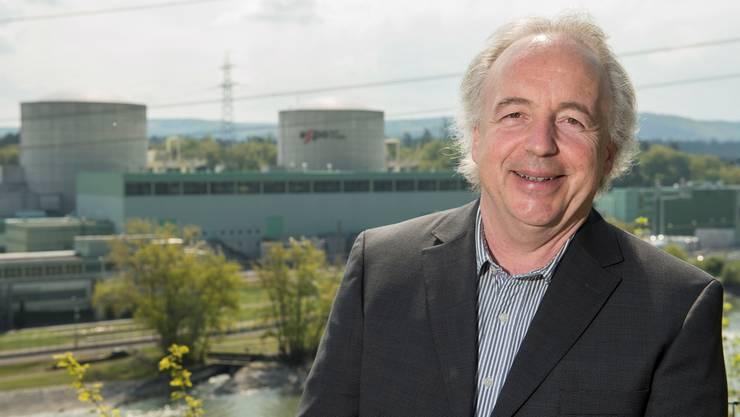 Mike Dost, der Leiter des Kernkraftwerks Beznau, ist zuversichtlich, dass die Axpoden Sicherheitsnachweis für den Weiterbetrieb des Kraftwerks erbringen kann.