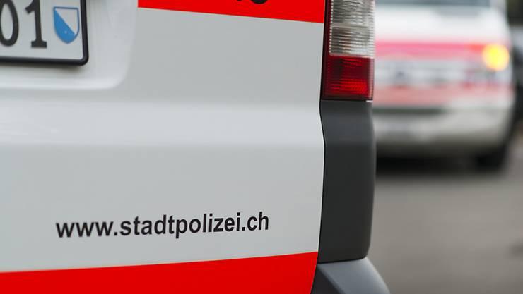 Die Stadtpolizei Zürich erwischte den Mann auf frischer Tat. (Symbolbild)