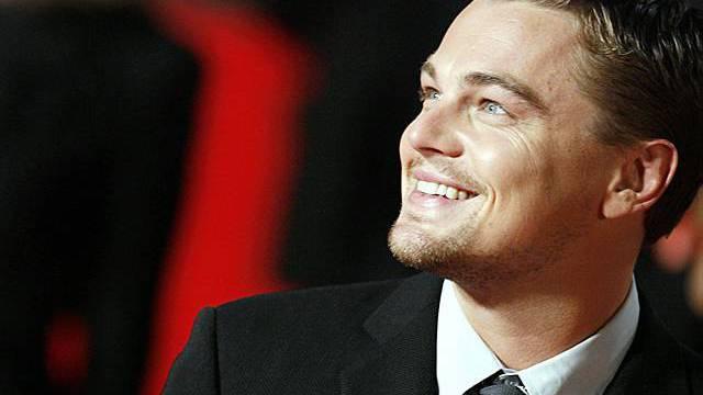 Leonardo di Caprio spielt bald einen Wikinger (Archiv)