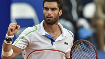 Sieger in Gstaad: Pablo Andujar