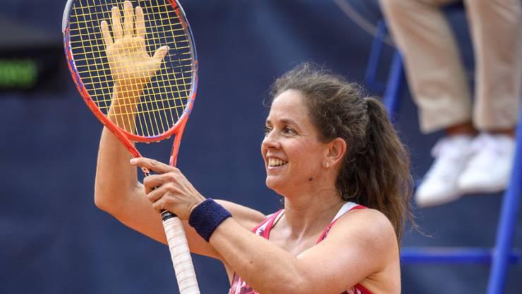 Patty Schnyder übersteht die Qualifikation am US Open
